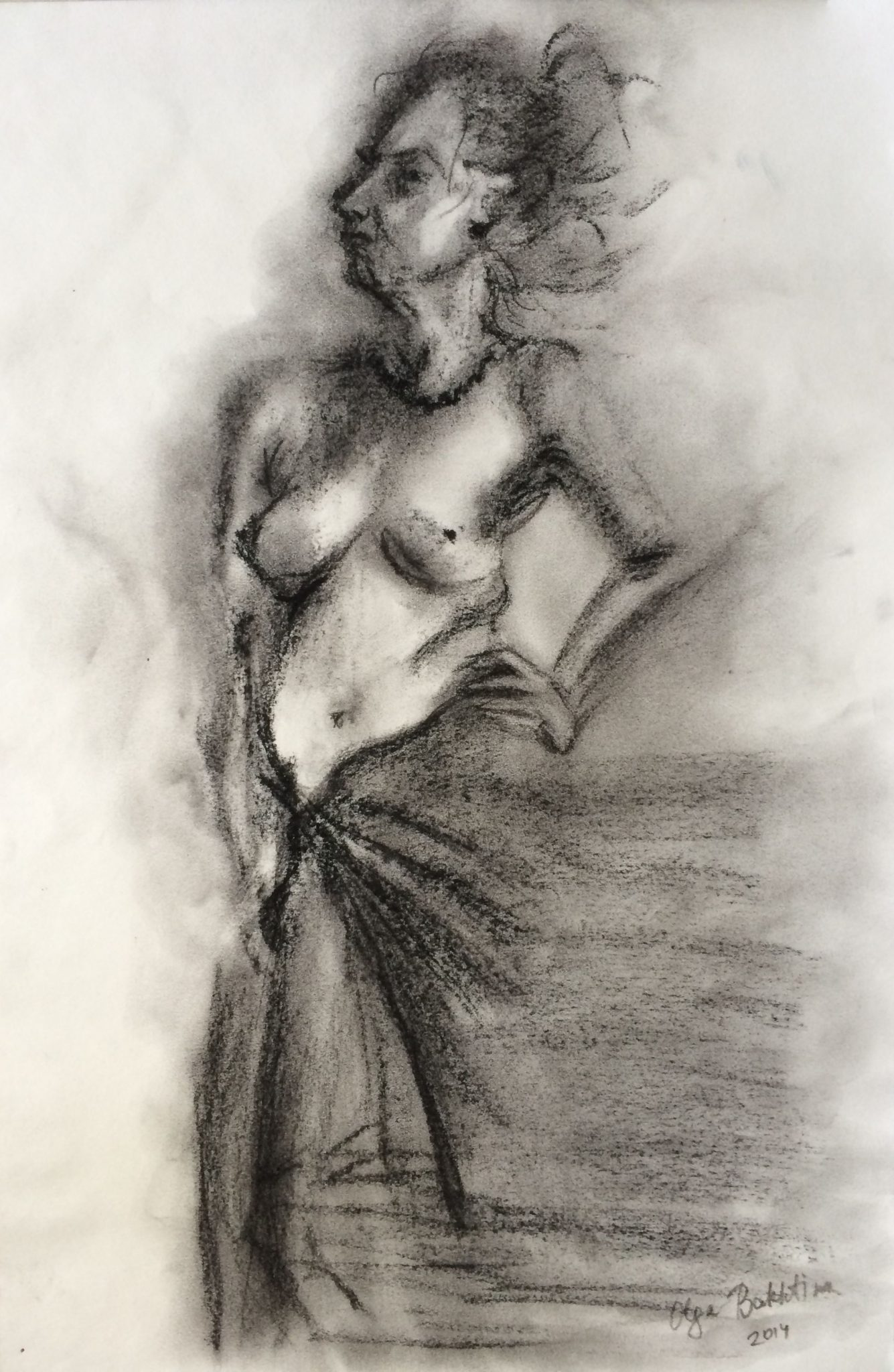 Proud Nude | Olga Bakhtina