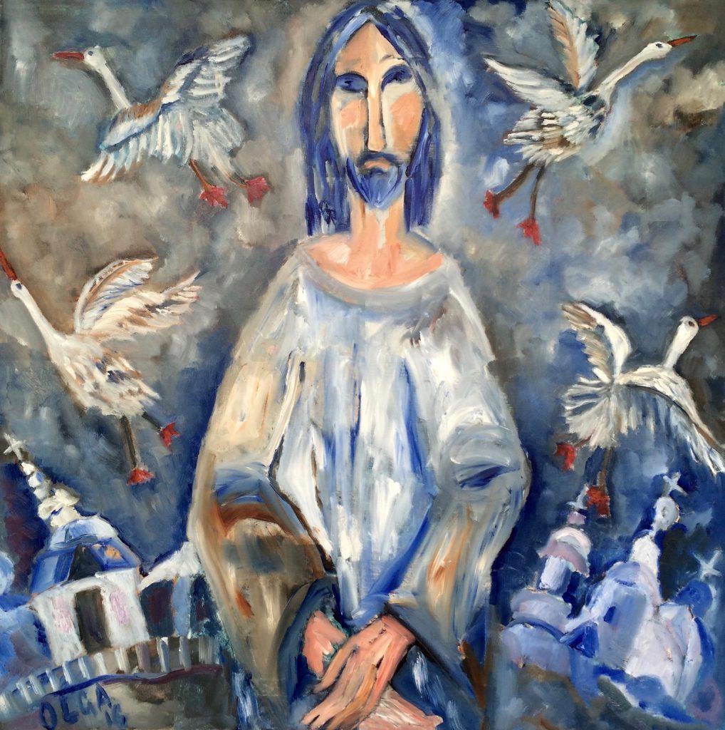 Risen Christ | Olga Bakhtina